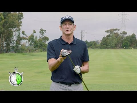 Hank Haney 30 Seconds to Better Golf: Maximize Driver Distance