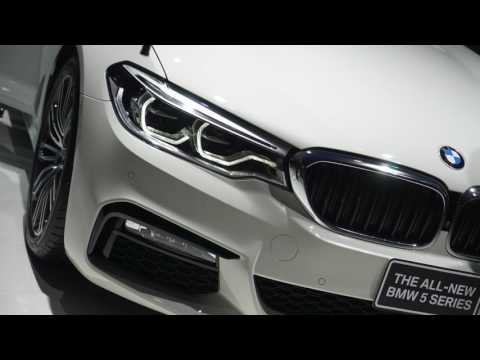 Premiere Launch All New BMW 5 Series G30 Thailand