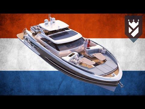 Boutique Yacht Builder - Van der Valk Beachclub