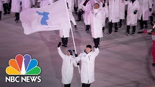 The Olympic History Of The Two Koreas   NBC News