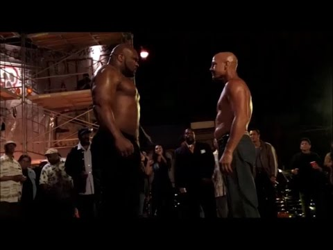 Blood And Bone  Third Fight  Bob Sapp Vs Stuart Wilson