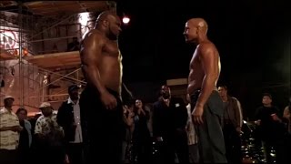Blood And Bone - Third Fight Scene Bob Sapp Vs Stuart Wilson