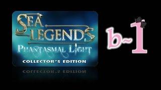 Sea Legends: Phantasmal Light (CE) - Bonus Ep1 - w/Wardfire