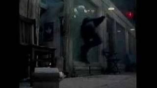 Robocop brutalises Boddicker (funny)