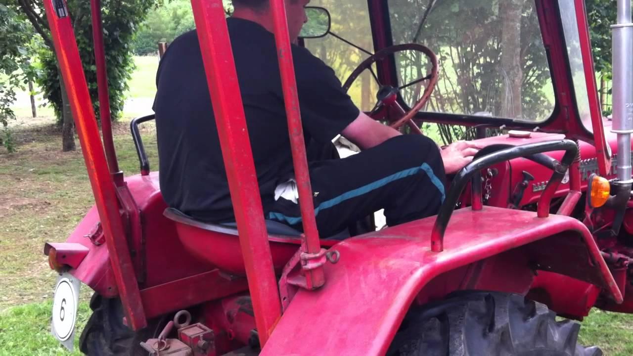 MC Cormick Bedienungsanleitung für Traktor D-212 Farmall .