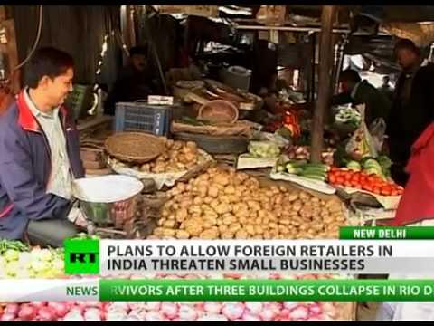 Walmart will destroy Indian business
