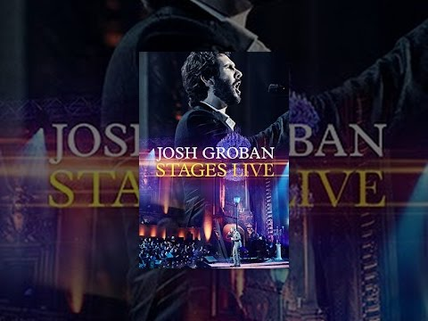 Josh Groban Stages Live