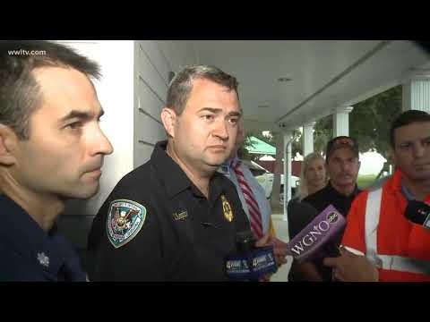 8 AM Monday press conference on natural gas platform explosion