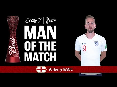 Harry KANE - Man of the Match - MATCH 56