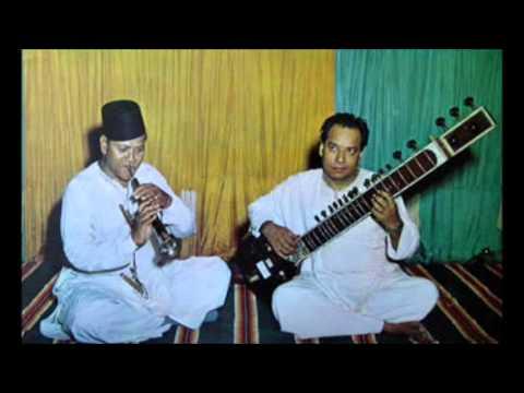 Ustad Vilayat Khan & Ustad Bismillah Khan - Raag Chandrakaus