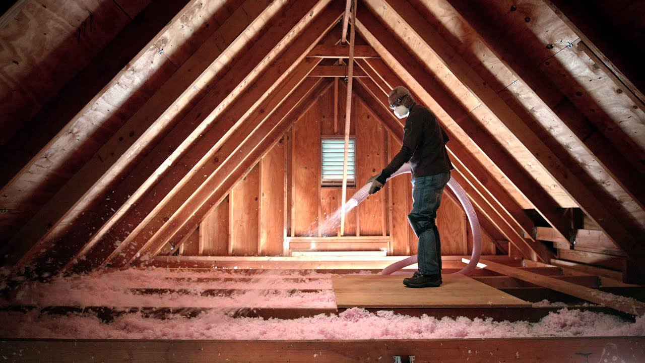 Reduce home energy costs with owens corning atticat expanding blown reduce home energy costs with owens corning atticat expanding blown in insulation youtube solutioingenieria Gallery