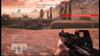 Operation Flashpoint Red River multiplayer gameplay german Teil 1
