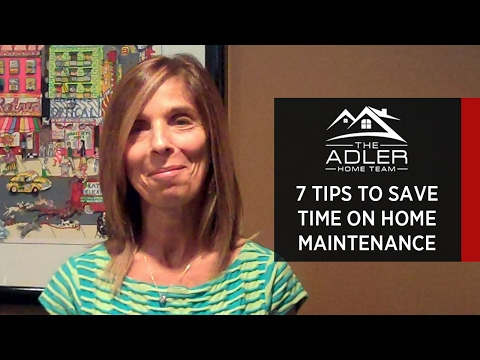 Northern New Jersey Real Estate: 7 Tips to Save Time on Home Maintenance