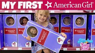 ⭐️American Girl Doll in Toys-R-Us! 💝 Skye's First American Girl Doll, 👩🏼 Truly Me Collection!👍🏼