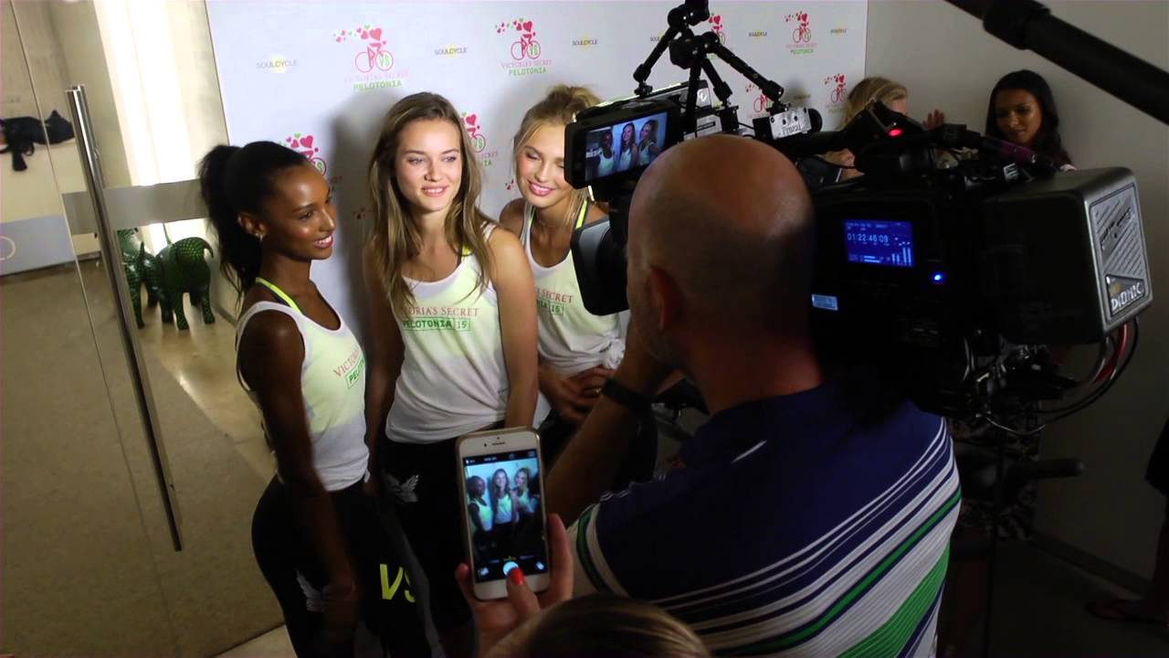 The Angels Gear Up for Supermodel Cycle