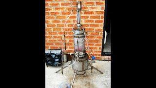 Солярка из отработки(http://www.ferromit.com/wasteoilreformer.html Высокотемпературный реформинг нефтепродуктов - испытание системы деструктивной..., 2013-12-24T12:59:35.000Z)