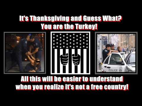 """Craig B. Hulet Explains that """"America is Not America Anymore, Martial Law is Already Here..."""""""