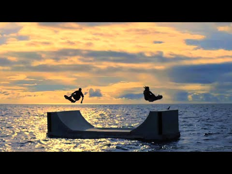 The Original Floating Ramp - Volcom's 'True To This' - 1080p