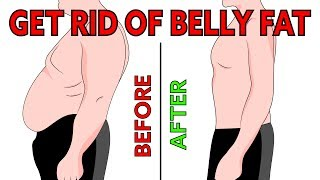 How To Burn Belly Fat Fast In Just 4 Minutes A Day! With 0 Pieces Of Equipment!