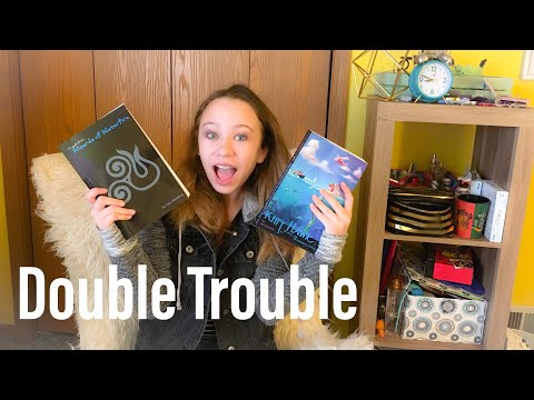 Double Trouble! Iain Reading~ Double Review