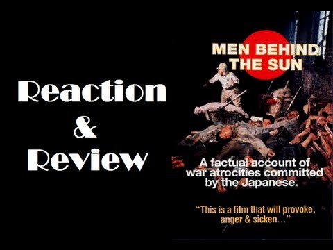 Reaction & Review   Men Behind The Sun