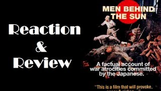 """Men Behind The Sun"" Reaction & Review"