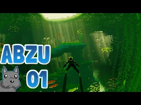 Abzu #1 Breathtaking Underwater Explorer ScottDogGaming