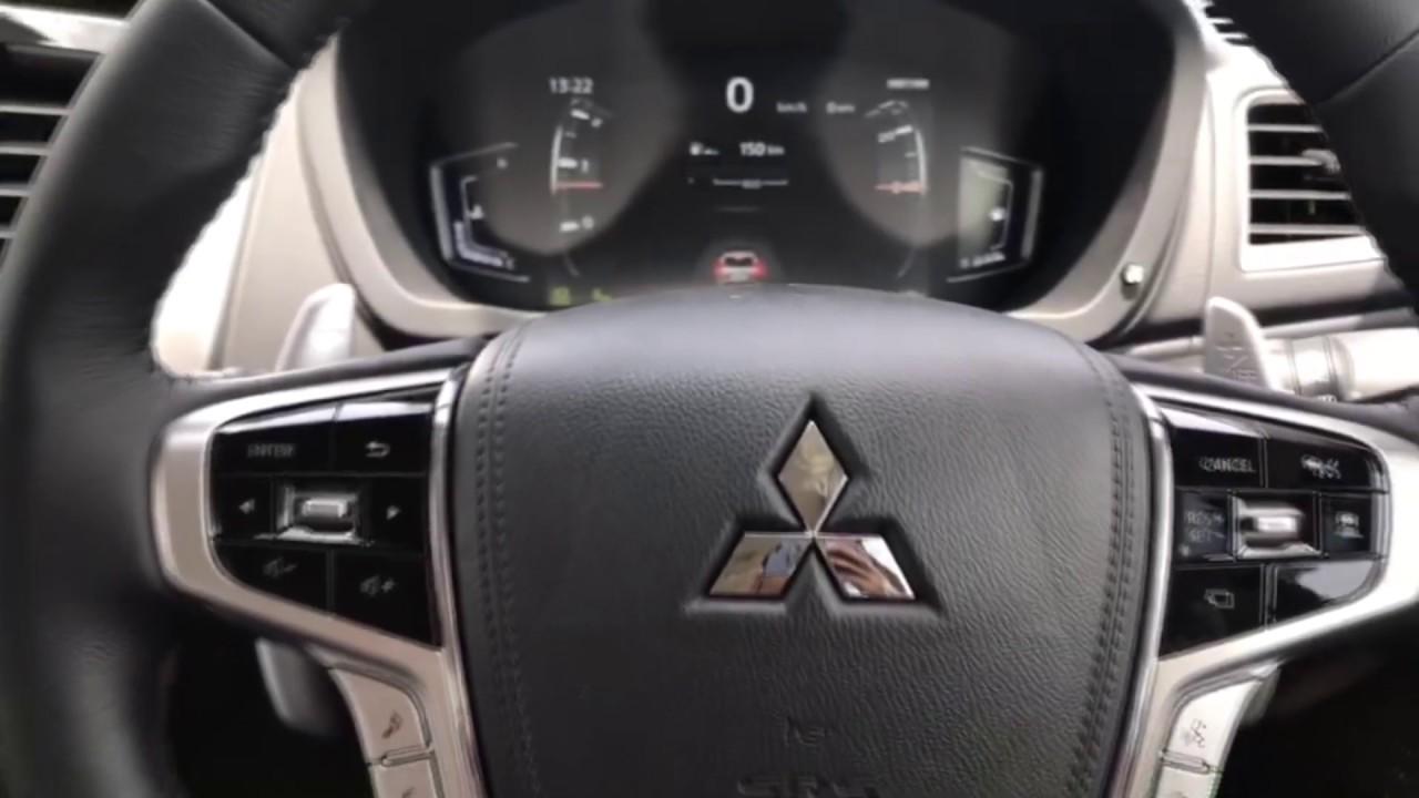 รีวิว Mitsubishi Pajero Sport 2020 ปาเจโร่ ใหม่