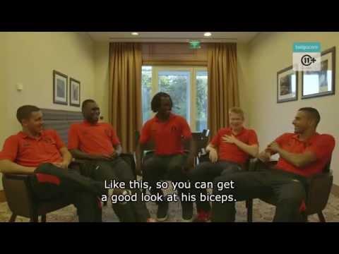 Belgian Red Devils EDEN HAZARD :)