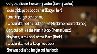 Yella Beezy - That's on me remix (LYRICS)