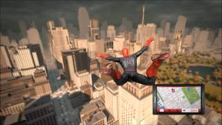 The Amazing Spider-Man Pc gameplay Max settings