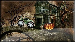 Truck or Treat - Game preview / gameplay