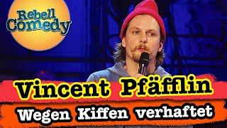 Vincent Pfäfflin – Verhafteter Kiffer