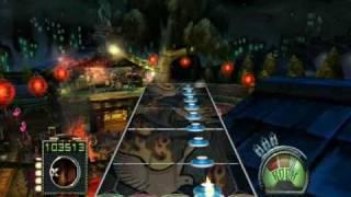 Guitar hero 3: Goofy Goober - Spongebob