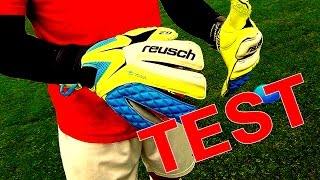 Test and Review - Reusch Waorani Deluxe G2 Ortho-Tec | Torwarthandschuhe(, 2014-11-14T14:41:45.000Z)