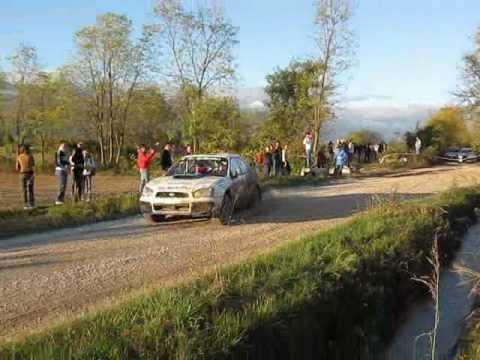 Azzano Rally 2008 Trofeo Terra
