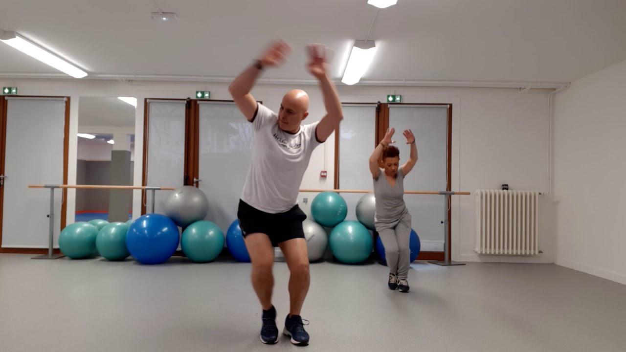 Un duo très sportif : cardio et renforcement