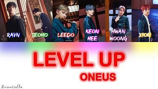 Oneus (원어스) - level up vostfr
