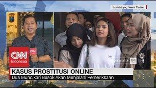 Download Video Vanessa Angel Ditetapkan Tersangka Prostitusi Online - Live Report MP3 3GP MP4