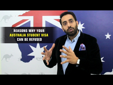 Tips to Avoid Study Visa Refusal for Australia - Gurinder Bhatti