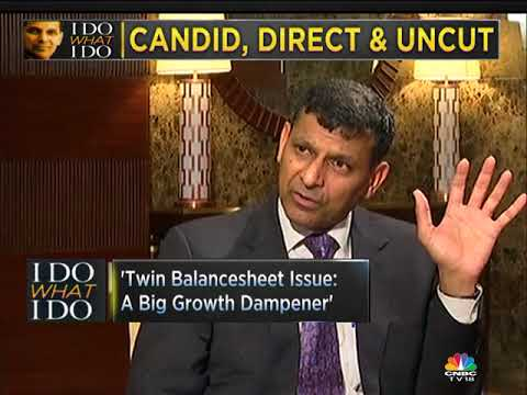 Raghuram Rajan Exclusive Interview | Candid & Direct | I Do What I Do | PART 1 | CNBC TV18