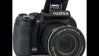 Fujifilm HS35 EXR 16MP 1080p 30X Zoom Camera