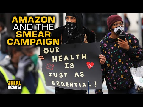 Fired Amazon Worker Chris Smalls Responds To Leaked Smear Campaign Plans