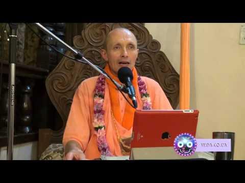 Шримад Бхагаватам 3.25.20 - Бхакти Ананта Кришна Госвами