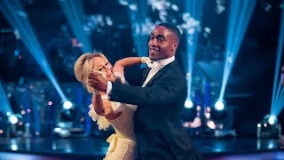 Simon Webbe & Kristina Rihanoff Waltz to 'Edelweiss' - Strictly Come Dancing: 2014 - BBC One