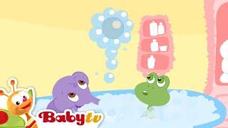 Banyo Bidiklari - Baloncuklarla Eğlen, BabyTV Türkçe