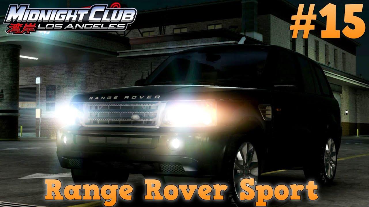 Midnight Club Los Angeles Range Rover Sport PS3 15