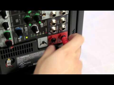 AceKaraoke Package - Acesonic BDK-2000, Yamaha Stagepas 600i, Acesonic VHF-8012