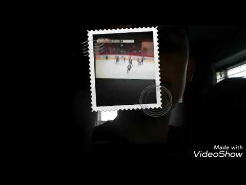 Reacting the sum of the Ottawa Senators Colorado Avalanche global series game 1 of 2