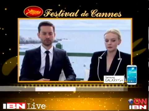 Interview with 'The Great Gatsby' cast and director